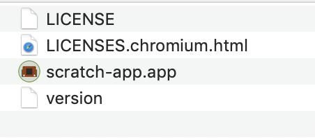 Scratch 3 0 exe, app으로 패키징하기 – ahnbk com